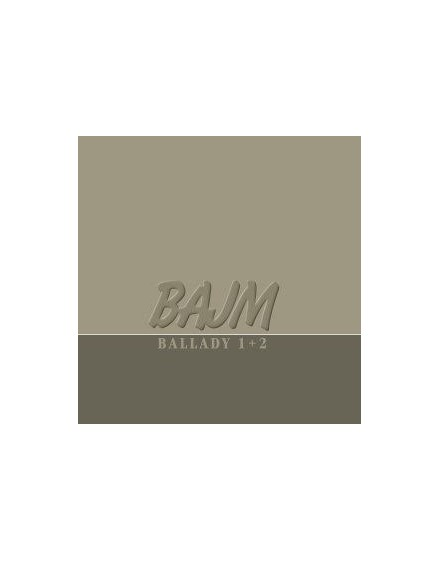 BAJM Ballady 1+2 // Płyta z podpisem