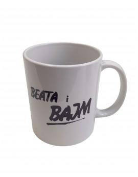Beata i BAJM / kubek z napisem