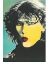 Plakat // Yellow Face